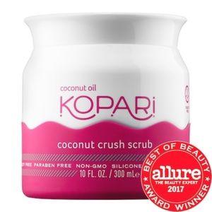 KOPARI - Coconut Crush Scrub/